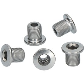 Shimano chainring screws for FC-4503 internal M8 x 8.5mm 4 pieces