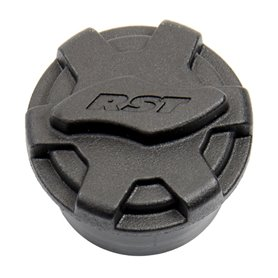 RST cover cap for Capa / 191CL 25.4mm plastic black