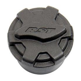 RST Abdeckkappe Volant T 30mm Kunststoff schwarz