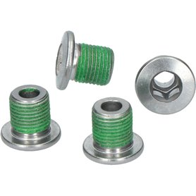 Shimano chainring screws FC-M552 internal M8 x 8.5mm 4 pieces
