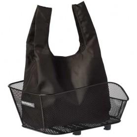 Basil Keep Shopper Einkaufstasche, schwarz