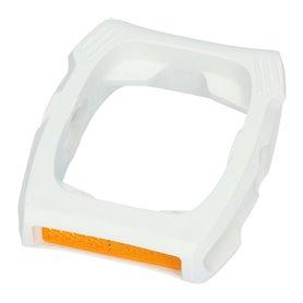 Shimano Pedalkäfig für PD-T400 inkl. Reflektor weiß links