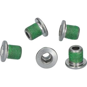 Shimano crank fixing screw for FC-2403 silver