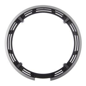 Shimano chain guard ring for FC-M590 48 teeth incl. screws silver