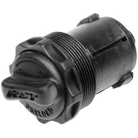 RST adjusting screw 27.5mm, for standpipe 30mm Gila Plus T5/SL