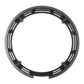 Shimano chain guard ring for FC-M590 48 teeth without screws black