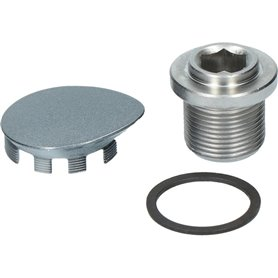 Shimano crank fixing screw for FC-2450 silver