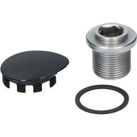 Shimano crank fixing screw for FC-2450 black
