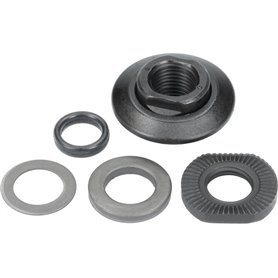 Shimano axle nut for WH-MT15 right