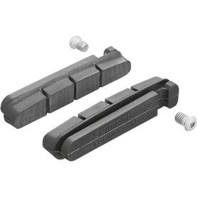 Shimano Bremsbelag R55C3 für Cartridge Bremsschuh Keramikfelgen 2 Paar
