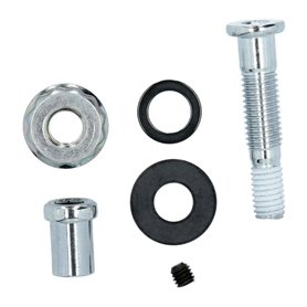 Shimano mounting bolt for BR-3300-A screw 48.9mm / nut 10.5mm rear wheel