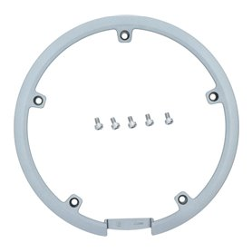 Shimano chain guard ring for FC-3550 50 teeth incl. screws silver