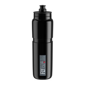 Elite drinking bottle Fly 2020 950ml black, grey logo
