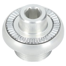 Shimano axle nut for WH-R600 left