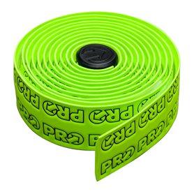 PRO handlebar tape Sport Control Team EVA 2.5mm thick green 1 pair