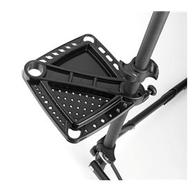 Elite tool bracket tool tray