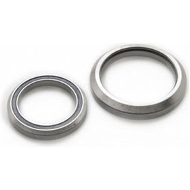 PRO ball bearing set for headset RMI 1.5 inch, 1 1/8 - 1.25 inch, 2 pieces