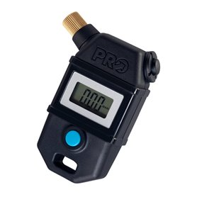 PRO pressure analyzer AV / SV, 11 bar / 160 psi, black blue