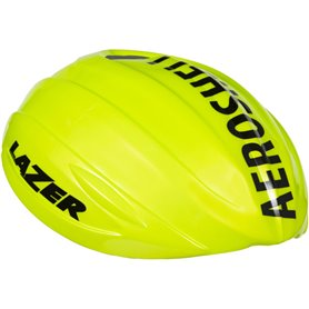 Lazer Aeroshell for Blade+ models flash yellow size L
