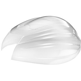 Lazer Aeroshell for Blade+ models transparent size L