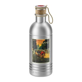 Elite drinking bottle Eroica Alu 600ml Biciclette Milano