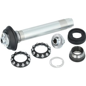 Shimano complete axle for HB-6800