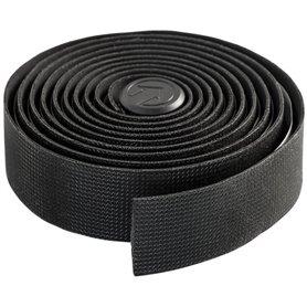 PRO handlebar tape Race Comfort Silikon PU microfibre 3mm thick black 1 pair