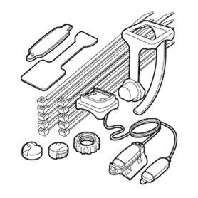 Cateye secondary bike kit tethered assembling kit Strada RD200