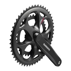 Shimano crankset Tourney FC-A070 7/8-speed Compact 170mm 50-34 teeth