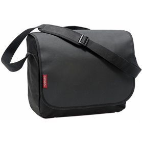 New Looxs Bike bag Cameo Messenger black 12 liter