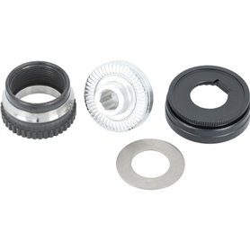 Shimano axle nut for WH-7900 front wheel