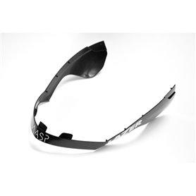 Lazer Wasp / Wasp Air Short Tail Helmverlängerung black Größe M