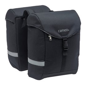 New Looxs bike double bag Double Cameo II black 28 liter