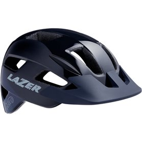 Lazer Kinderhelm Gekko + NET dark blue