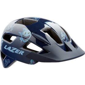 Lazer Kids helmet Lil 'Gekko + NET Sharky