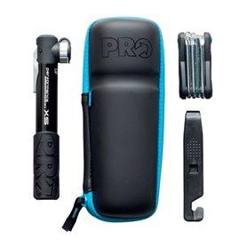 PRO Combipack: tool capsule, mini pump, mini tool, tyre lever