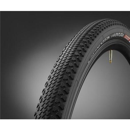 Vredestein Aventura tyre 28 inch 38-622 falt TLR black