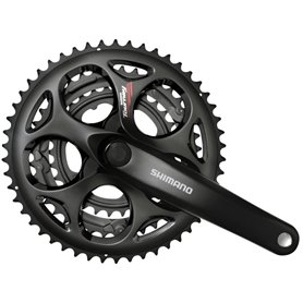 Shimano crankset Tourney FC-A073 7/8-speed 170mm 50-39-30 teeth