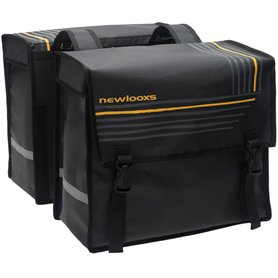 New Looxs Doppelpacktasche Bisonyl Basic 46 Liter black