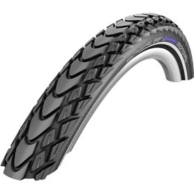 Schwalbe Marathon Mondial tyre 50-584 27.5 inch foldable SnakeSkin black reflex