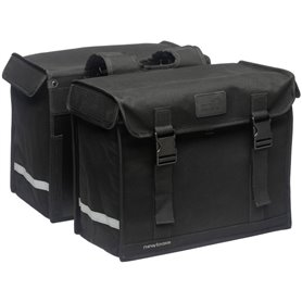 New Looxs Doppelpacktasche Canvas Camping Basic 66 Liter black