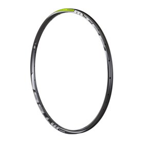 Shimano rim for WH-MT66 F15 24 hole front / rear wheel Tubeless black limegreen