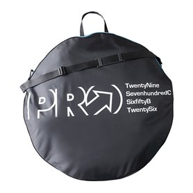 PRO wheel bag Two Wheel for 2 wheels until 29 inch Nylon PVC black blue