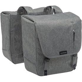 New Looxs Doppelpacktasche Nova Double grey 32 Liter
