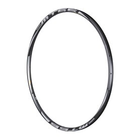 Shimano rim for WH-MT66-F 24 hole front wheel 29 inch 15mm TL black monotone