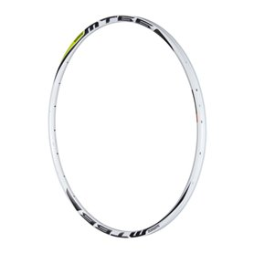 Shimano rim for WH-MT66-F 24 hole front wheel 29 inch 15mm TL white limegreen