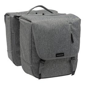 New Looxs Doppelpacktasche Nova Double grey 32 Liter abnehmbar