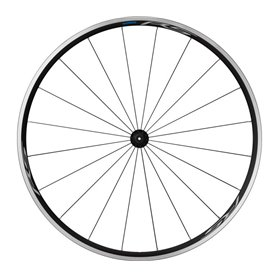 Shimano wheel Road WH-RS100-CL 28 inch front wheel QR 133/100mm black