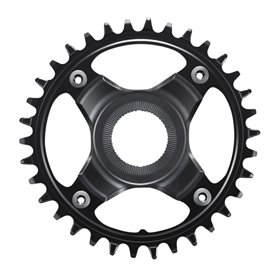 Shimano chainring STEPS SM-CRE80 12-speed 38 teeth CL 53mm
