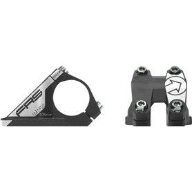 PRO Vorbau FRS Alu 31.8mm 1 1/8 Zoll 45mm Direktmontage schwarz